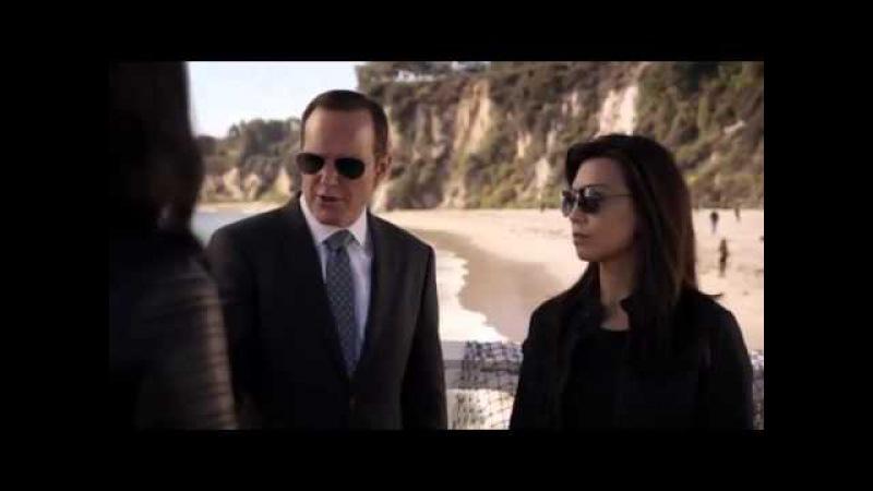 Clark Gregg Talks 'Marvel's Agents of S H I E L D Season 2' at VES Awards