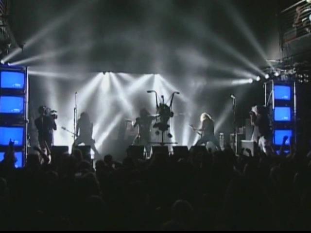 W A S P Helldorado Live at the Key Club L A April 22 2000 720p HD