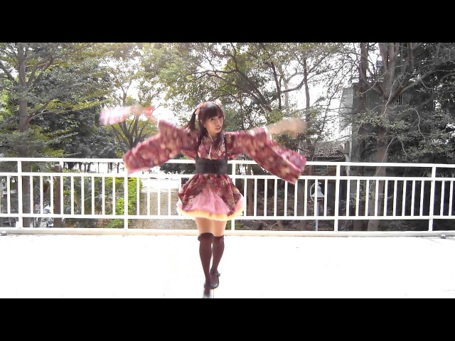 台湾【雛子】千本桜 踊ってみた【HINAKO☆キャラメル】2月23日初の日本ライ1250