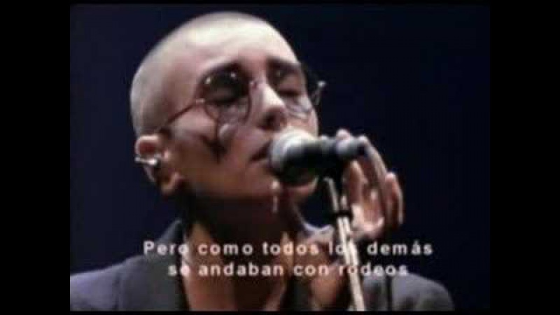 Sinead OConnor - Feel So Different