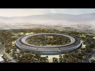 Apple Campus 2 Construction Sept 2015 Update feat  Steve Jobs