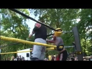 Scott Summers vs Masada (CZW - ToD XI)