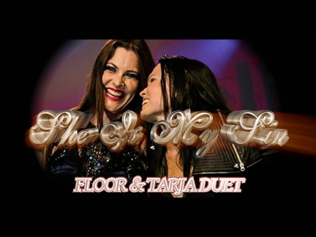 Nightwish She Is My Sin Floor Tarja Duet
