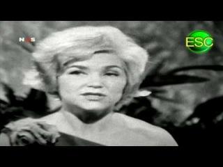 ESC 1961 12 - Norway - Nora Brockstedt - Sommer I Palma