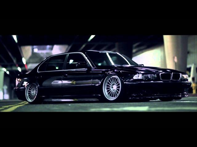 NIGHTFALL - Jeremy Whittle's StanceWorks BMW E38