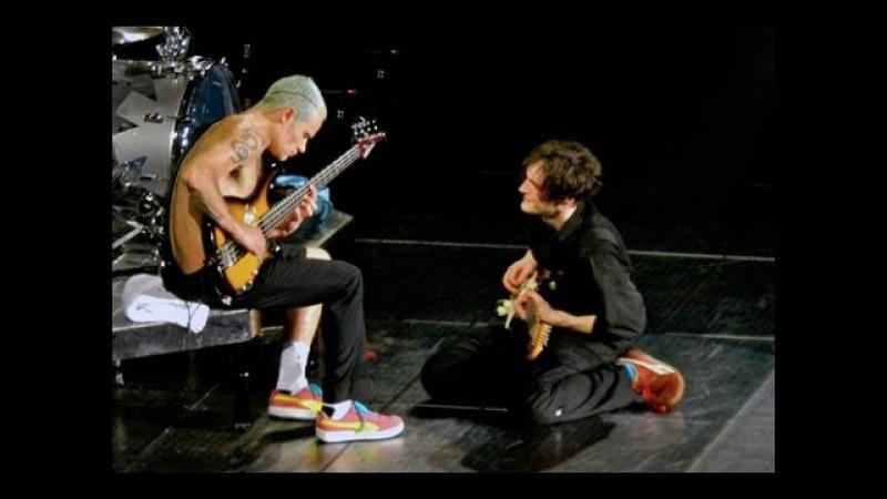 Flea/ Chad Smith/ John Anthony Frusciante