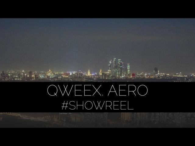 QWEEX. AERO SHOWREEL