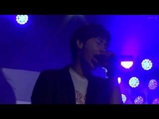 141218 Diesel Watch Party Event: Infinite - Diamond (Sunggyu focus)