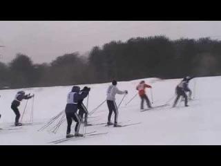 года - Масс старт (городские соревнования лыжи) ЛКПТ