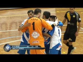 Jornada 10 Jumilla B Carchelo vs Catgas E Santa Coloma