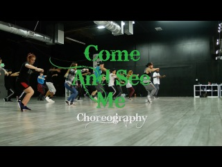 "Lando Wilkins || ""Come and See Me"" Choreography 