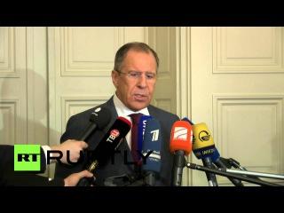 Сергей Лавров: На Западе растет понимание необходимости отказа от голословных обвинений в адрес РФ