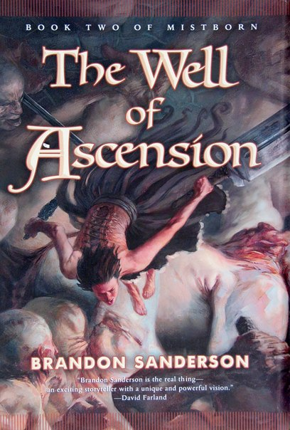 The Well of Ascension (Mistborn #2)