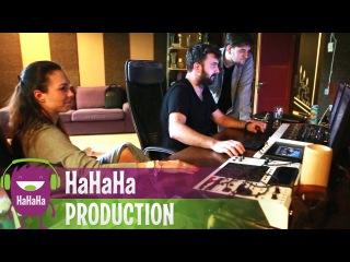 Momente @ HaHaHa Production (17) - Making of Jazzy Jo - Maea
