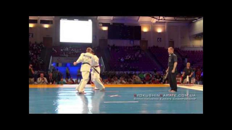 EC 2015 Final 90 Valdemaras Gudauskas Lithuania Vangelov Vasil Bulgaria aka