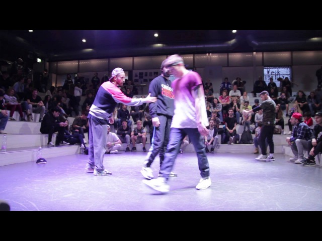 Fusion rockers vs B8B DPC Anniversary 18 Final Battle