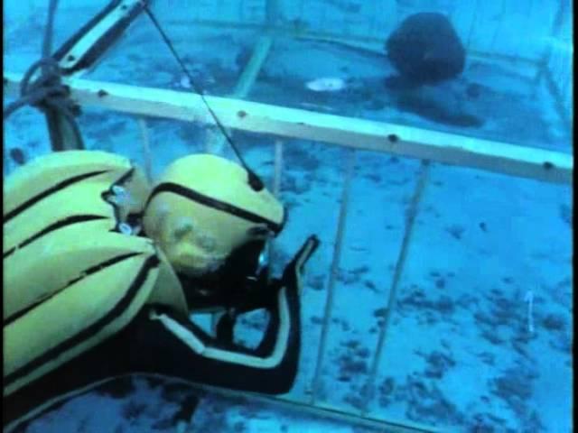 Жак Ив Кусто 01 1968 Акулы
