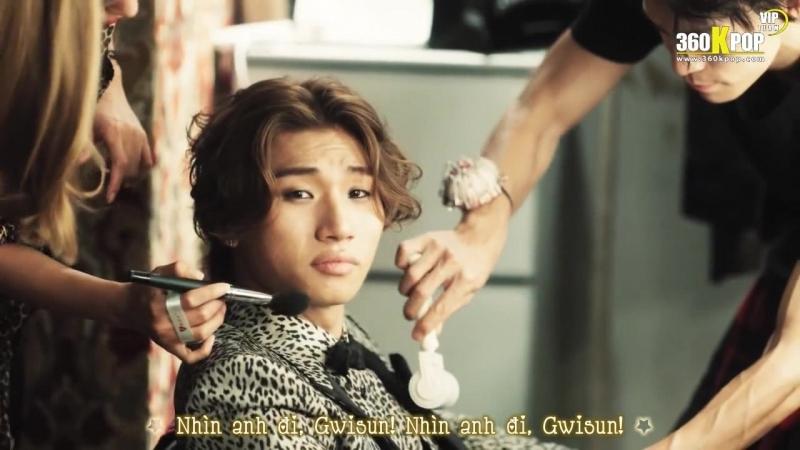 Vietsub MV D LITE Daesung Look At Me Gwisun Japanese Ver VIPTeam 360KPOP