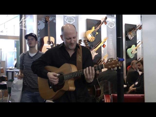 Adam Rafferty Isn't She Lovely Stevie Wonder @Musikmesse 2012
