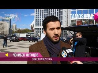 Джонибек Муродов покоряет украинский шоу-бизнес (2017)