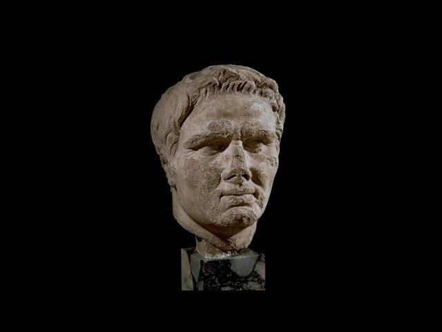 Марк Антоний древнеримский полководец рассказывает историк Наталия Басовская