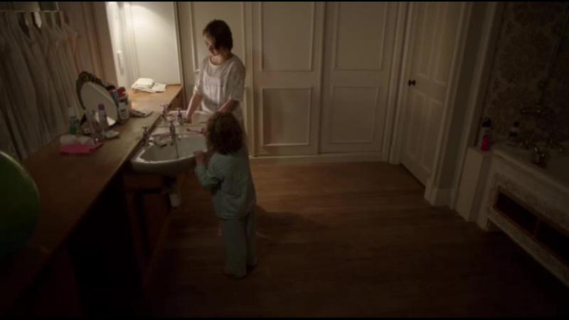 Мэйси Уильямс в мини сериале Тайна Крикли холла серия 1
