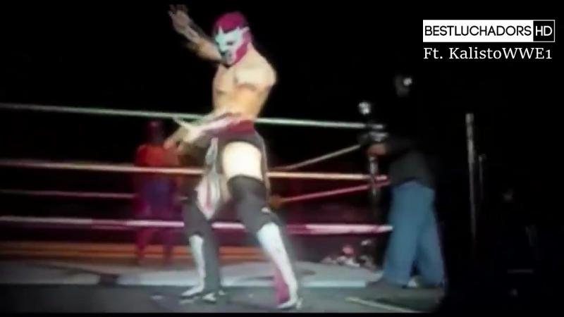 WWE-AAA Kalisto-Samuray Del Sol HD_HD Best Luchador