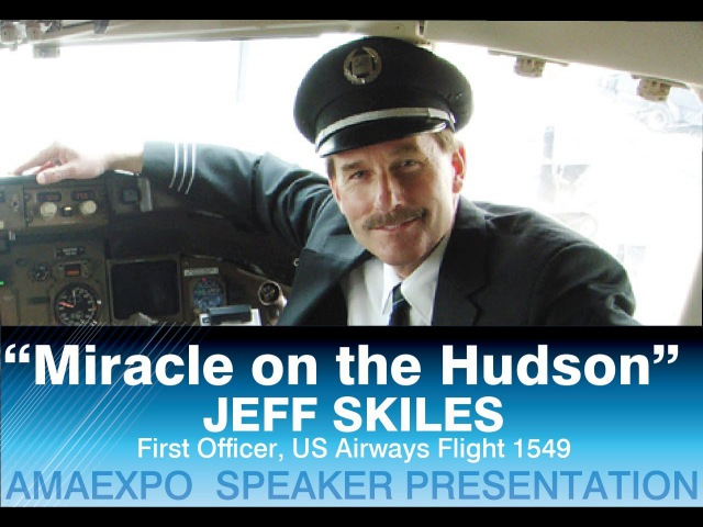 First Officer Jeff Skiles Miracle on the Hudson