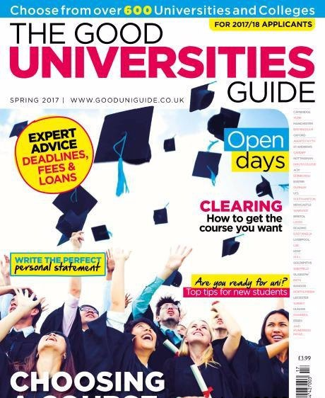 The Good Universities Guide Spring 2017