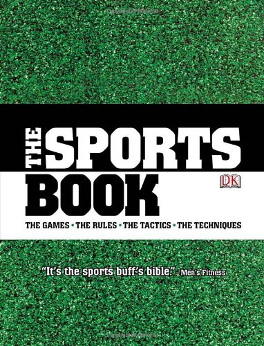 The Sports Book  - 2nd Edition (DK Publishing) (2011)