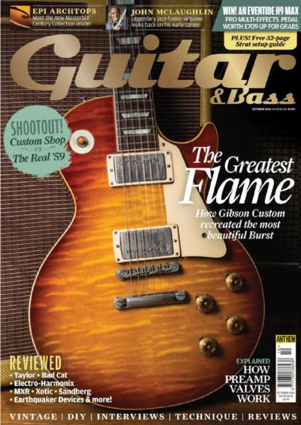 Guitar & Bass - October 2016 vk.com