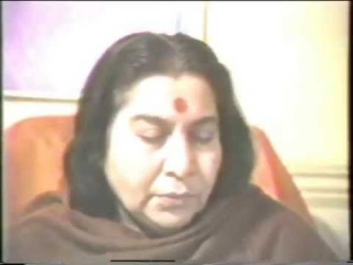 Meditation with Shri Mataji on Prana, Mana & Laya 1981 1029 London