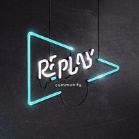 Логотип RE_PLAY COMMUNITY