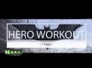 Hero Workout - Batman hero workout - batman