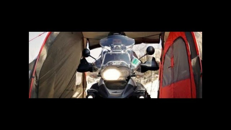 MOTOTENT, the n°1 Tent for your Motorcycle travels