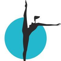 "Логотип Студия танца ""Creative Gallery"""