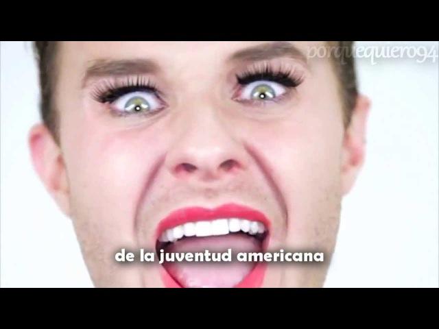 Miley Cyrus Wrecking Ball PARODY Bart Baker ESPAÑOL subtitulada