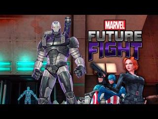 Hodgepodgedude  играет Marvel Future Fight #1