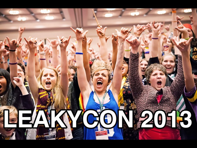 LeakyCon Portland 2013 Tessa Netting