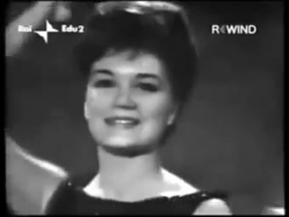 Connie Francis   Kiss and twist Бомба!