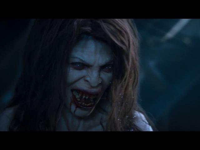 CG трейлер Незабываемая ночь The Witcher 3 Wild Hunt Русская версия