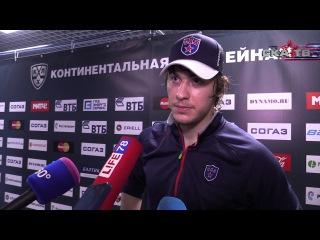 Александр Дергачев: «Второй гол – ключевой момент матча»