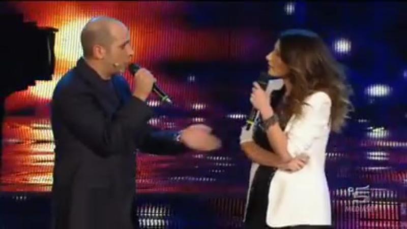 Laura e Checco Zalone