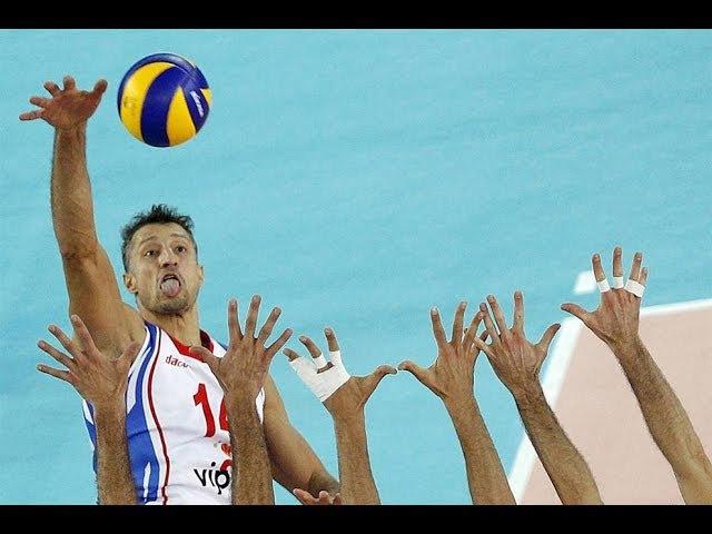 Уроки волейбола Нападающий удар