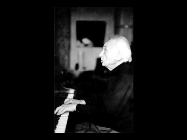 Natan Perelman plays 2 Chopin Mazurkas 1938