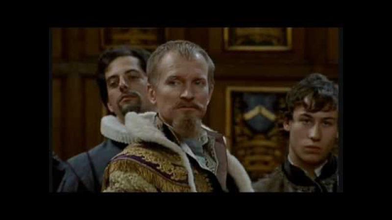 Volta between Elizabeth I Robert Dudley - The Virgin Queen [BBC 2005]