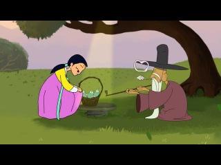 "Kazakh Animation Three Gifts ""Три подарка"" сказка"