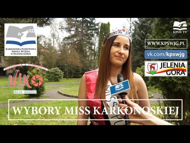 Miss Karkonoskiej 2016 na KPSW w Jeleniej Górze