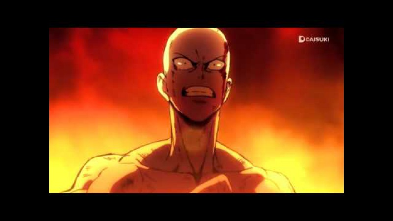 ★One Punch Man AMV HD★Ванпанчмен АМВ клип★Try 'n Hold Me Back★