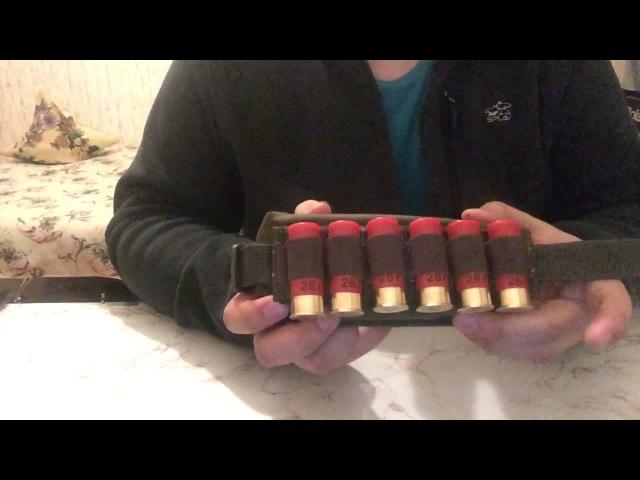 13 Обзор кассетного подсумка от R KARBID C T E
